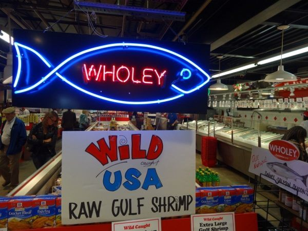 Wholey's in the Strip District