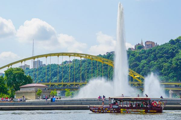 Just Ducky Tours Pittsburgh