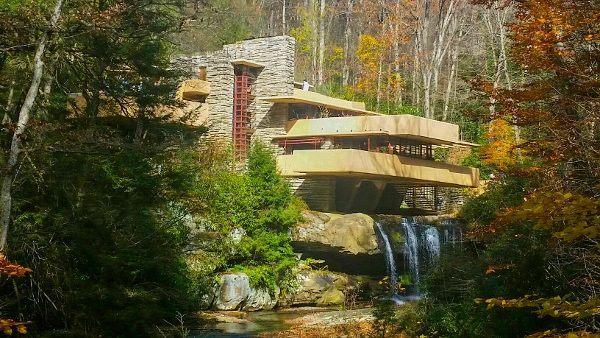 Fallingwater in the Fall