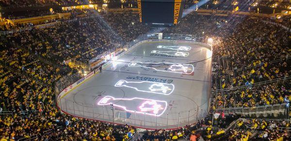 Penguins hockey in Pittsburgh