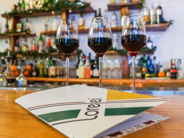 Wine at Lorelei