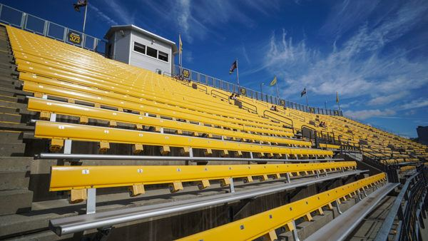 500 Level Seats in End Zone at Heinz Field