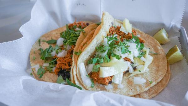 Tacos at Bea Taco Town