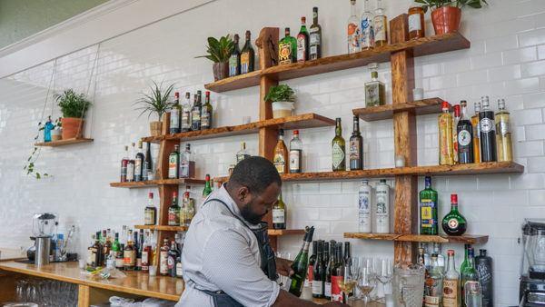 Cocktail Bar at Lorelei