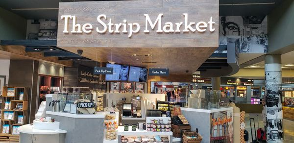 The Strip Market at the Pittsburgh International Airport