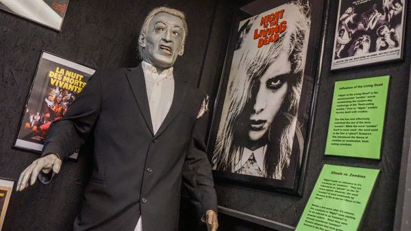 Living Dead Museum in Evans City