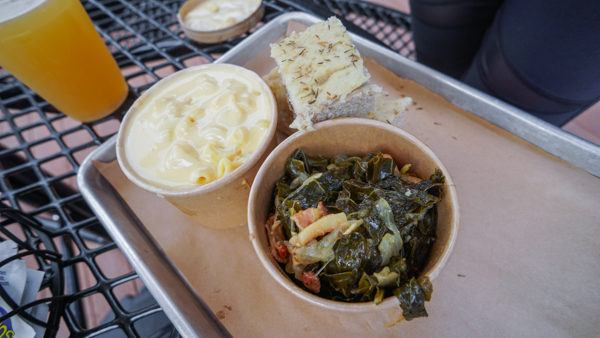 Sides at Spork Pit Barbecue
