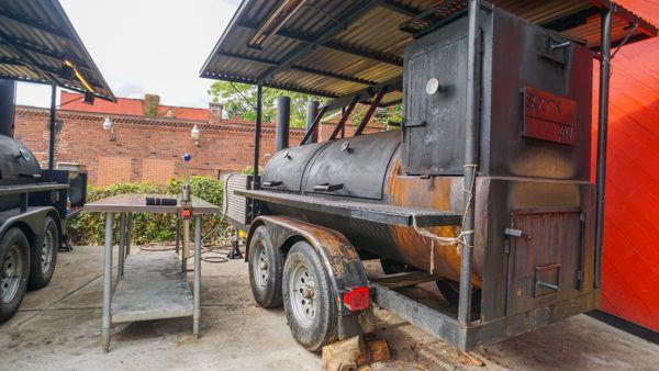 Spork Pit Barbecue in Lawrenceville