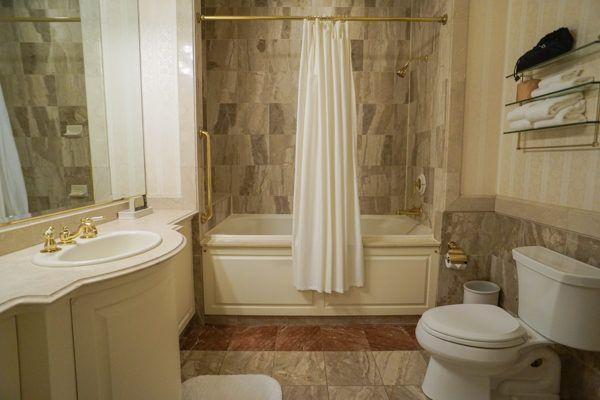 Bathroom at Nemacolin Woodlands