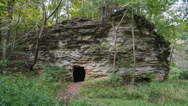 Cave at Montour Woods
