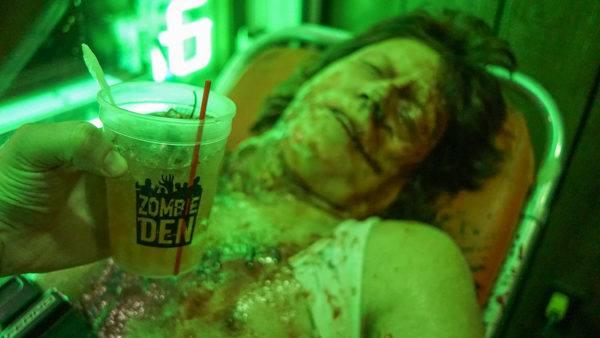 Zombie Den Popup Bar