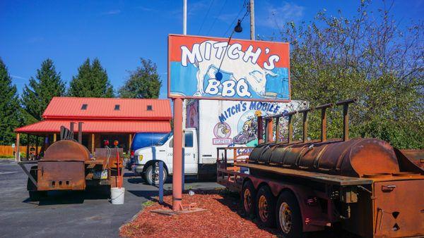 Mitch's BBQ in Warrendale