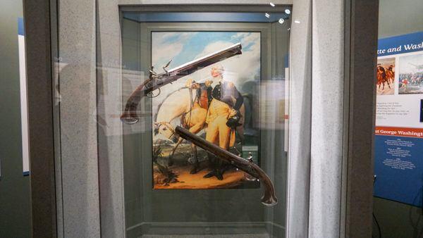 George Washington's Guns at Fort Ligonier