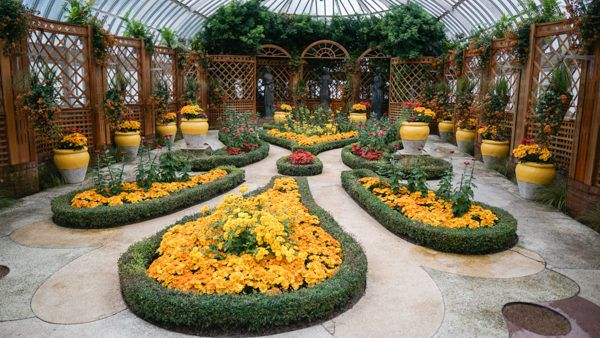 Broderie Room at Phipps