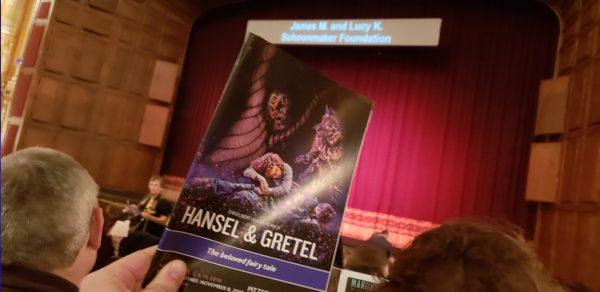 Hansel and Gretel at the Benedum Center