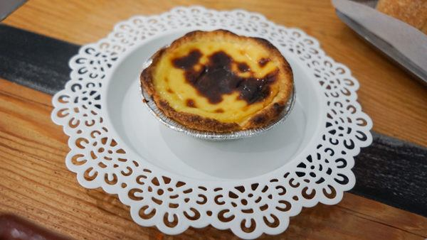 Portuguese Egg Tarts in Pittsburgh