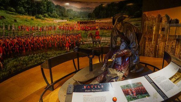 Museum at Fort Necessity