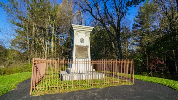 Braddock's Grave Site