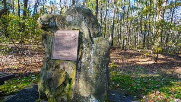 Jumonville Battle Site in Southwest PA