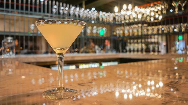 The Pennsylvania Market's Cocktail Bar