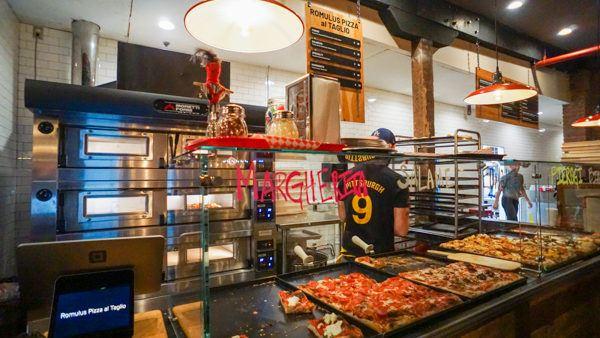 Romulus Pizza at The Pennsylvania Market