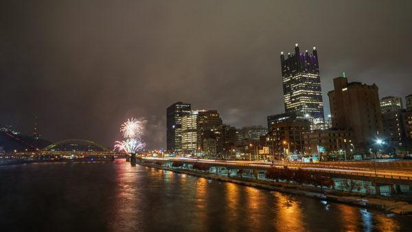 Santa Spectacular Fireworks