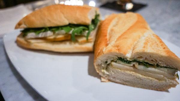 Sandwich at Charcuterie