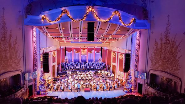 Christmas at the Pittsburgh Symphony