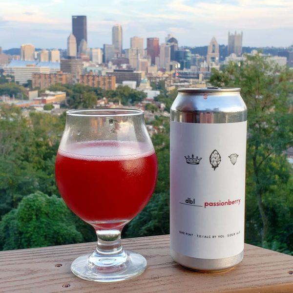 ____ double passionberry from Dancing Gnome