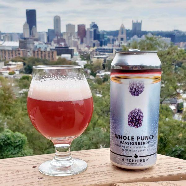 Whole Punch Passionberry from Hitchhiker
