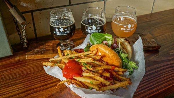 Pittsburgh Sandwich Society at Hitchhiker Brewing