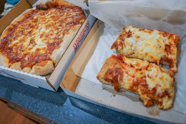 Mineo's Pizza Pittsburgh