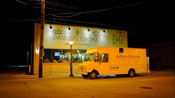 Food Trucks at Dancing Gnome