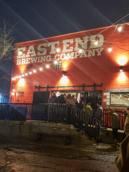 Barrel Aged Beer Festival at East End