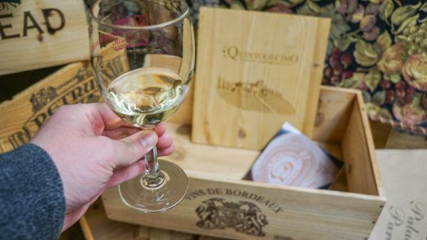 Wine Tasting at Palate Partners