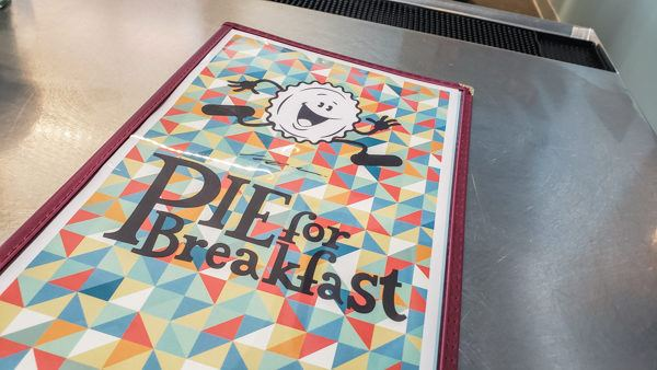 Pie for Breakfast in Pittsburgh's Oakland Neighborhood