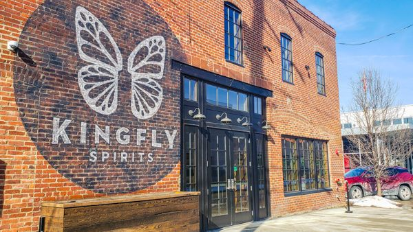 Kingfly Spirits in the Strip District