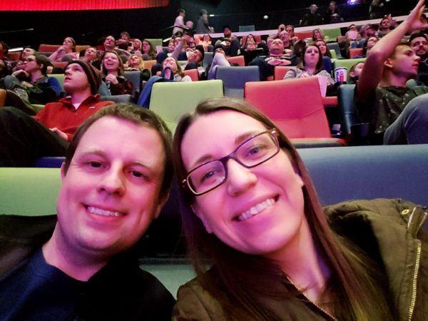 Carnegie Science Center IMAX