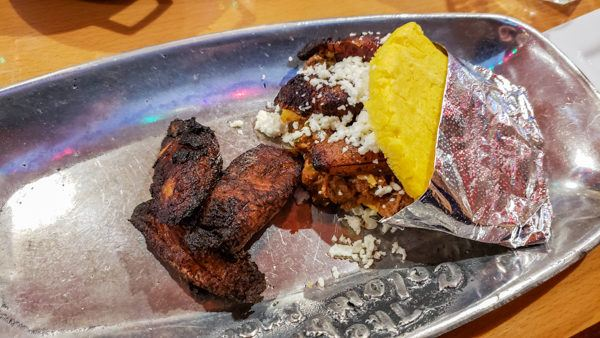 Ropa Viejo with Sweet Plantains