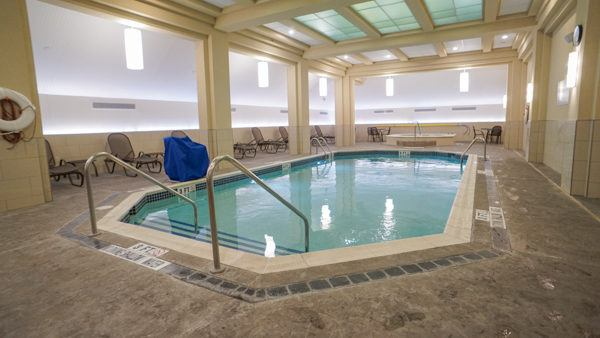 Drury Plaza Pool