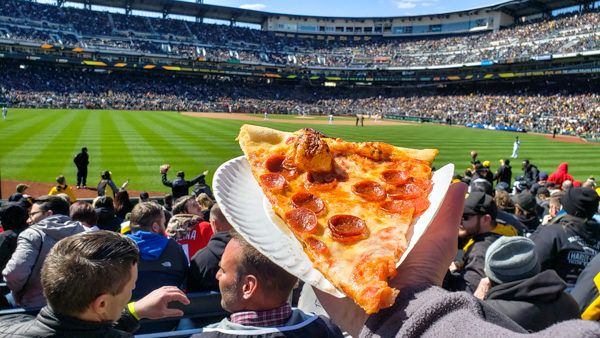 Slice is a great option for Food at PNC Park