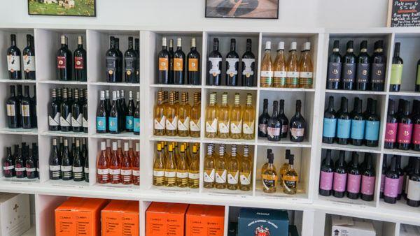 Spill Wine Bar in Bloomfield