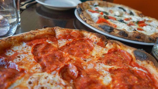 Pizza Taglio in East Liberty