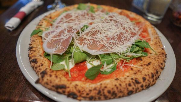 Mercurio's House Pizza