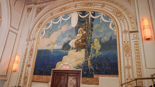 Art at the Palace Theater