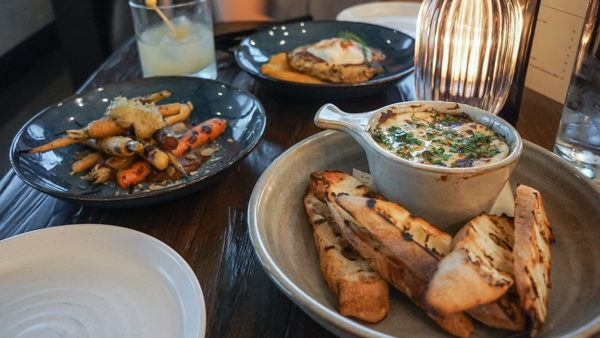 Small Plates are a Must at Spirits & Tales
