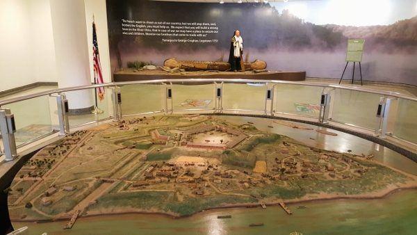 The Fort Pitt Museum