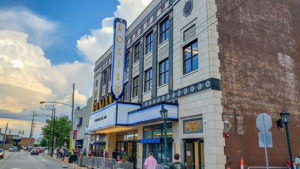 The Roxian Theater in McKees Rocks