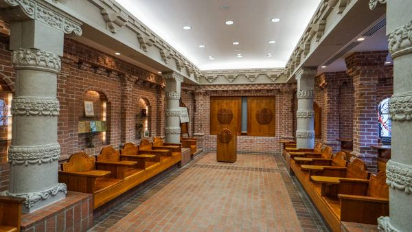 Nationality Rooms at Pitt