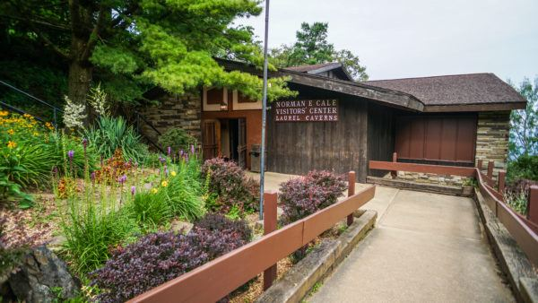 Laurel Caverns in the Laurel Highlands